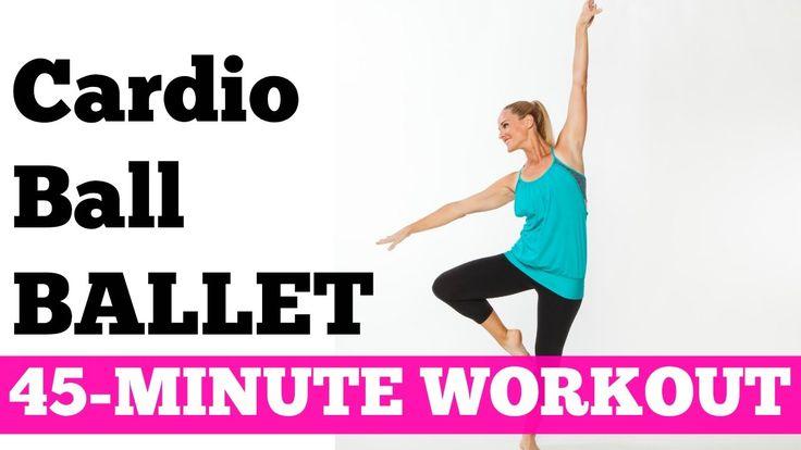 Emagrecer com esta rotina de Cardio Ballet. Tonifique todos os músculos do corpo enquanto se diverte dançando.