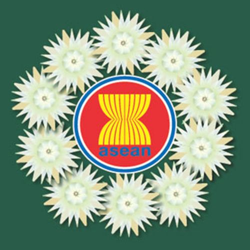 ASEAN Summit 2014 Myanmar. The definition of official logo of ASEAN Chairmanship 2014 Kha Yay or Star Flower Since kha yay is known as 'star flower,' (10) ...: 2014 Myanmar, 2014 Kha, Asean Summit, Chairmanship 2014, Events Logos, Asean Chairmanship, Official Logo, Kha Yay