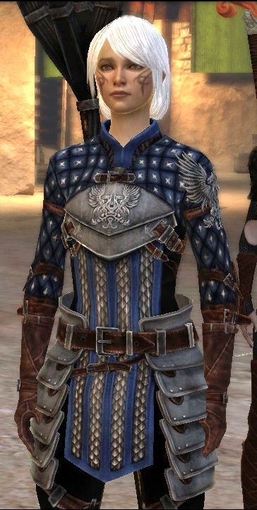 Legacy2 - Dragon Age II - Grey Warden Armor - Mage