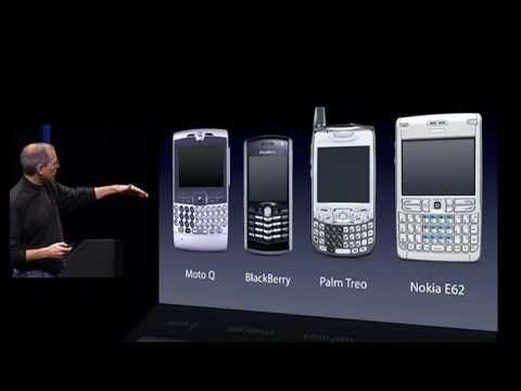 Steve #Jobs - 2007 #iPhone Presentation ( Part 1 of 2 )
