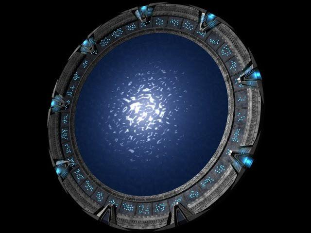 Площадь зоны 51 и НЛО: Фотография, которая якобы показывает грузовик с размерной портала - Объяснение