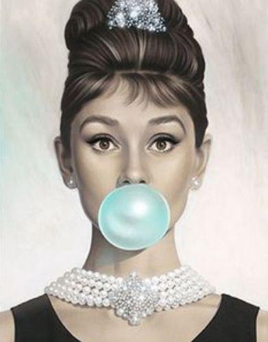 Audry Hepburn you inspire me.