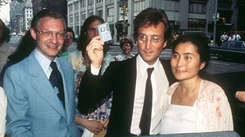 July 27: On this day in 1976, John Lennon was awarded his Green card, allowing him permanent residence in the US.