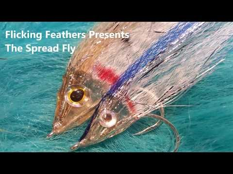 Tying a Popovics' Spread Fly - videoAngler.com - Fly Tying and Fly Fishing Videos