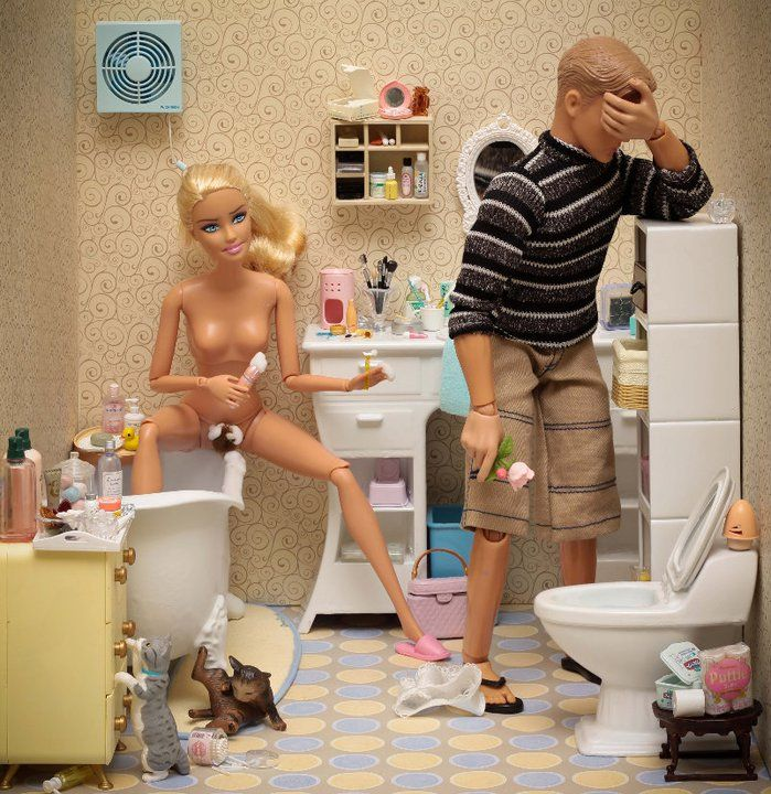 long term relationship barbie and ken real life