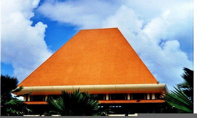 Suva Fiji, Parliament House