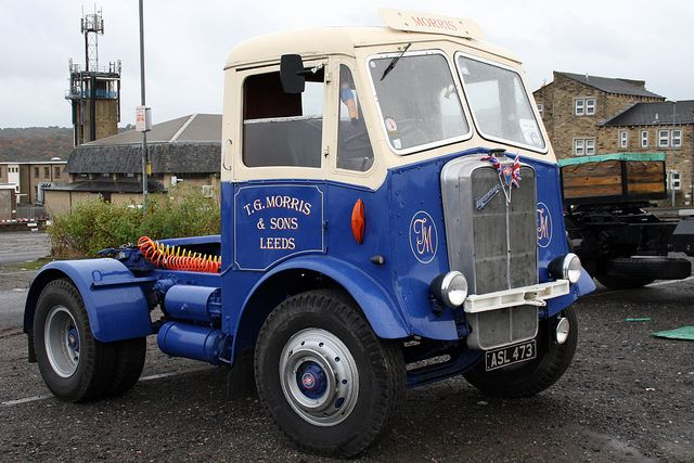 AEC Mammoth- T G Morris and Sons, Leeds