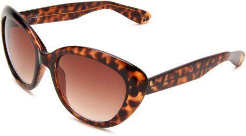 9f40946390d Jessica Simpson Women s J535 TS Cat Eye Sunglasses