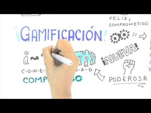 Video que explica las ventajas y los retos a los que aspira la gamificación.