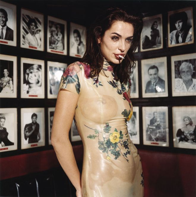 L'exposition Bettina Rheims a la Maison Européenne de la Photographie à Paris