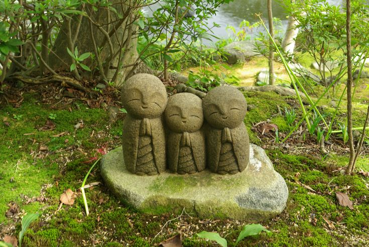 JIZO-Guardian deity of children of Japan