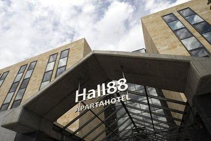 Hall88 Apartahotel en Salamanca