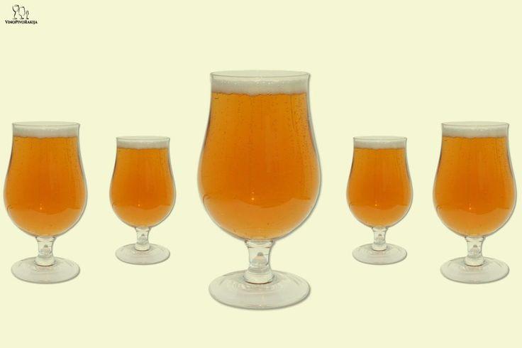 Pivska čaša - Tulip