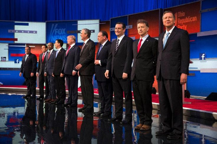Who won the New Hampshire Republican debate? Donald Trump. What do you think?
