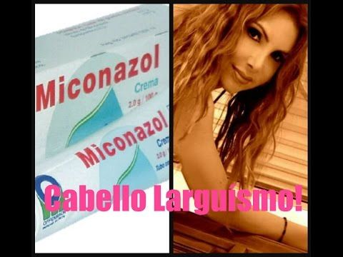 Crema Vaginal Para Crecimiento Veloz del Cabello/ Monistat Hair Growth - YouTube