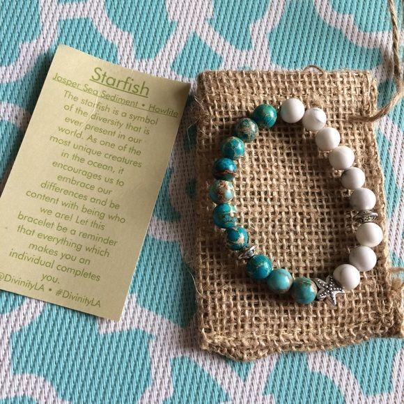 Divinity La starfish bracelet New, price is firm ☺️ Jewelry Bracelets