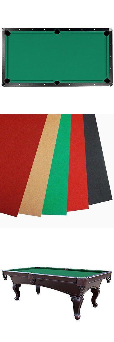 Tables 21213: Championship Saturn Ii Billiards Cloth Pool Table Felt , Green, 7-Feet -> BUY IT NOW ONLY: $88.92 on eBay!