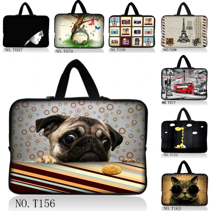 "Hot Seller 12"" 11.6"" Laptop Carry Case Bag For Dell Inspiron 11z/HP Pavilion DM1 /11.6"" Acer Aspire One,Macbook Air"