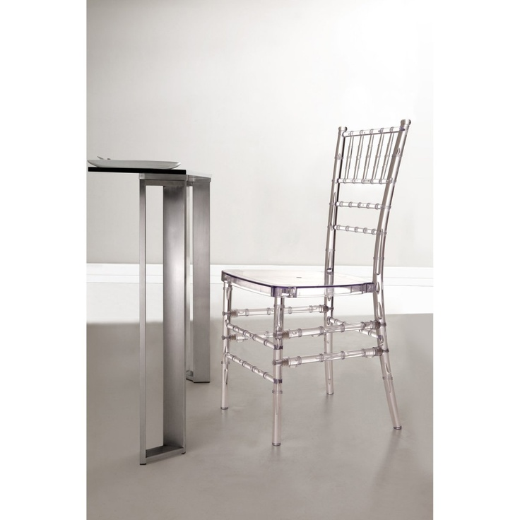 18 best images about acrylic chiavari chair on pinterest for Modern dining chairs pinterest