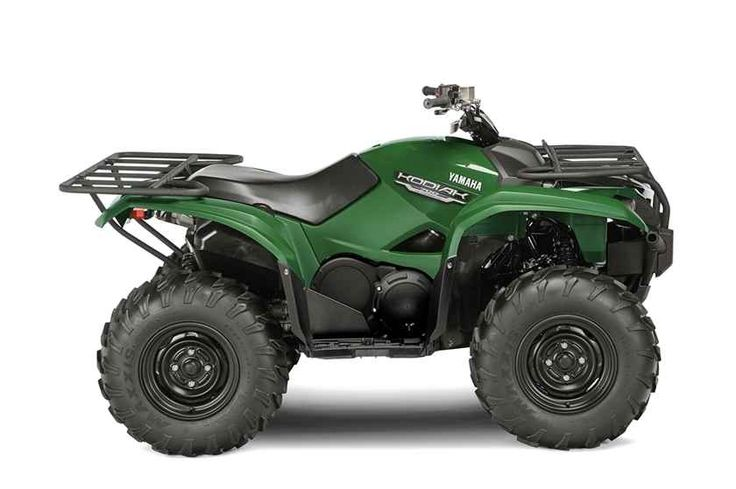 New 2016 Yamaha Kodiak™ 700 ATVs For Sale in California. THE UNMATCHED BEAR ESSENTIALS! The Kodiak 700 sets the standard with comfort and reliability to tackle tough jobs and shoulder its share of the load during those long days spent in the field or on the trail.