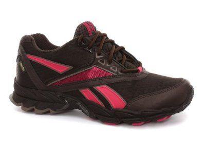 Reebok Lady Premier Flex IV GORE-TEX Trail Shoes - 6.5 - Brown Reebok. $78.73
