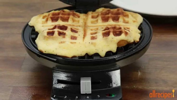Chicken Recipes - How to Make Chicken in a Waffle