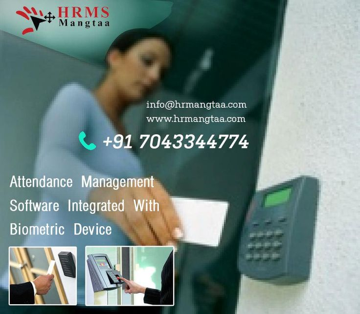 #Attendance #Management #Software Integrated With #Biometric Device. View more at http://hrmangtaa.com/devices/
