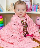 Ravelry: Precious Baby Blanket pattern by Kim Guzman