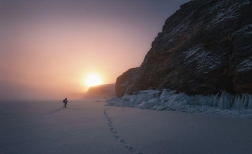 Фотограф Константин Пинигин (Konstantin Pinigin) - На рассвете… #1701807. 35PHOTO