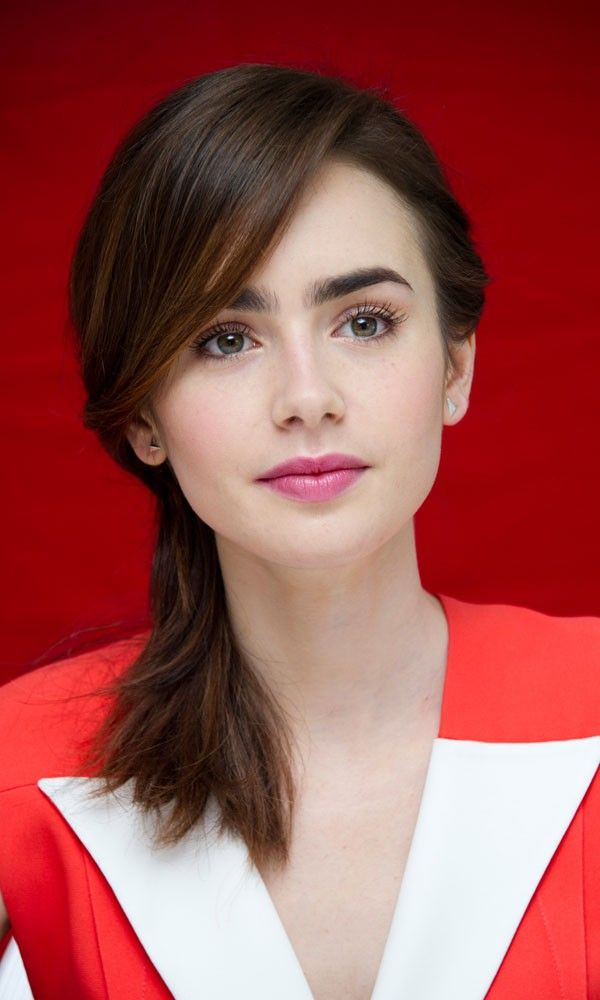 Lily Collins' hairstylist tells how to get her hairstyle, what the trends will be for fall and more. Description from newhairstylesformen2014.com. I searched for this on bing.com/images