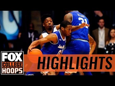 Seton Hall pulls away late to beat Butler, 70-64 | 2017 COLLEGE BASKETBALL HIGHLIGHTS