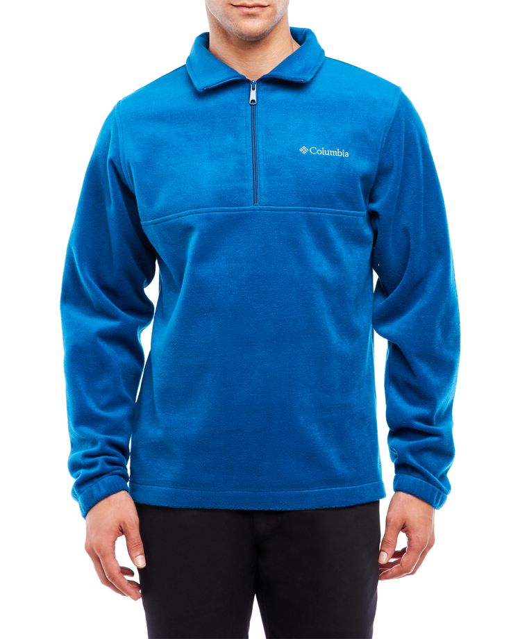 Columbia Quarter-Zip Fleece Pullover