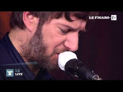 Bertrand Belin - Le déluge - YouTube