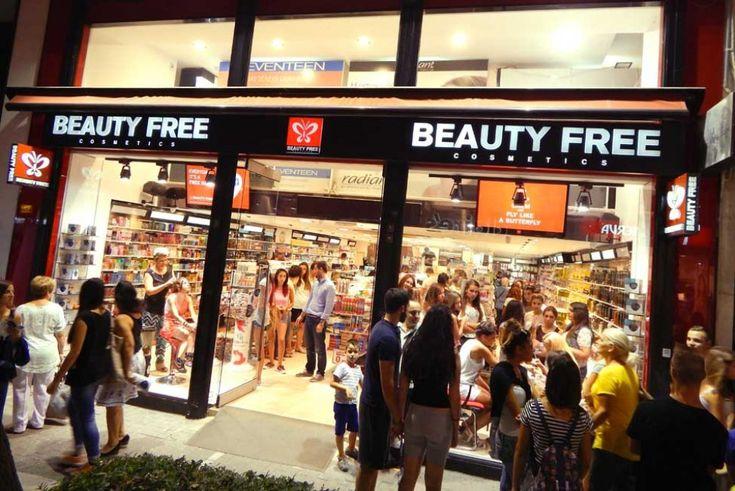 BEAUTY FREE: Διαφορετικό, πρωτότυπο, νεανικό ξεχωρίζει στην αγορά του. Συνέντευξη με τον κ. Δημήτρη Γκισάκη, Ιδρυτή & CEO της BEAUTY FREE.