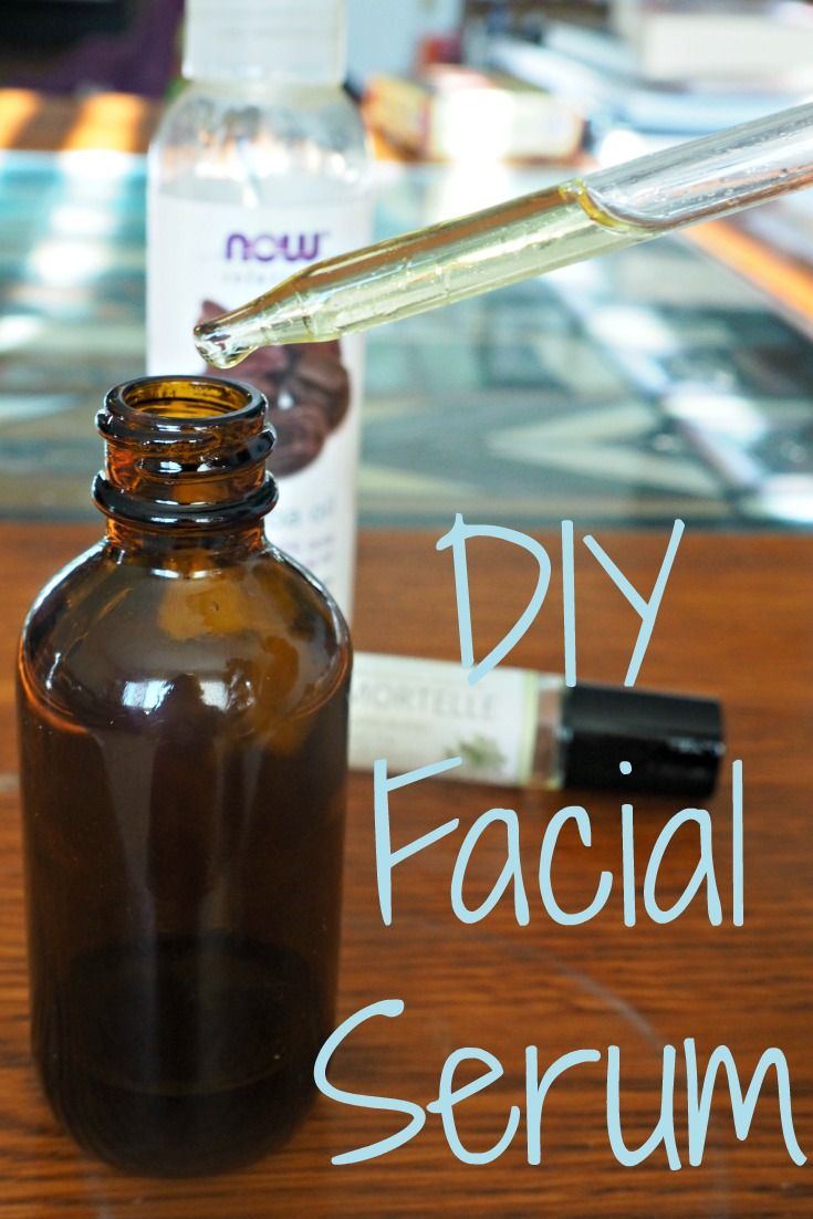 Essential Oils for Skin Care and DIY Facial Serum