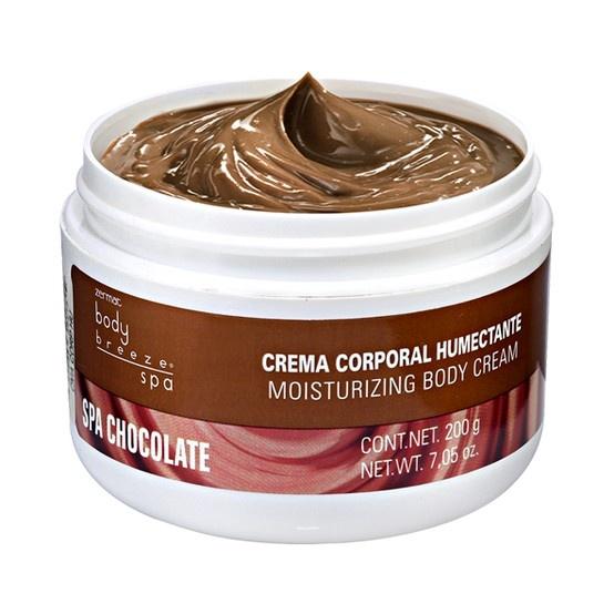 Crema Corporal Humectante, delicada crema enriquecida con crema de cacao que actúa en tu piel como humectante y suavizante.
