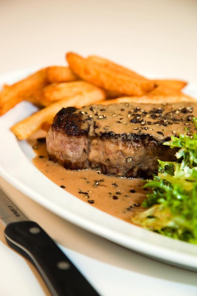 """Steak Frites """"Brabant"""""""