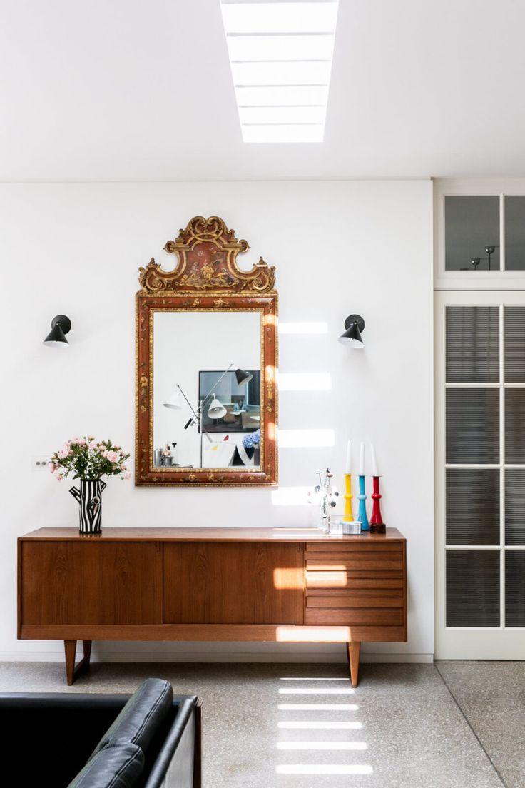 My modern house supper club extraordinaire hanna geller goldsmith shows us around her reimagined 1930s