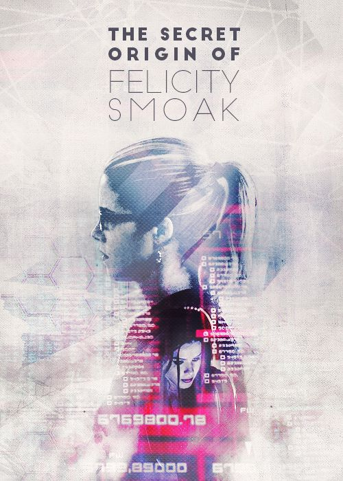 Arrow Summer Rewatch (by olicityalamode & geniewithwifi) Week 14 | The Secret Origin Of Felicity Smoak 'I created this. This… super virus. I could give us root access to any infected server. We could expose government fraud, start virtual sit-ins and digitally deface criminals. I guess you could say it was my first attempt at being a hero.' by cherrychapssstick
