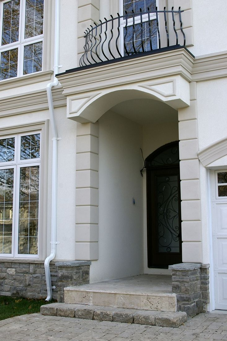 Here are some of the Residential projects handled by Canadian Stucco. Click here to view them.