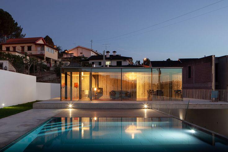 Gallery of Pool Pavilion / António Cruz Lopes – 26