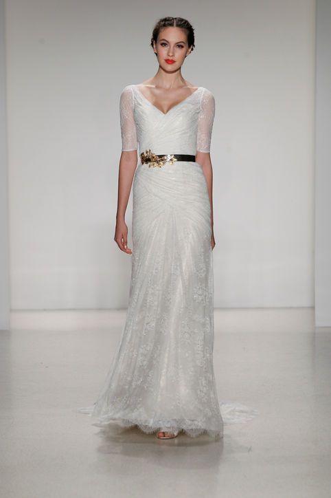 New Wedding Dresses, Trends for Fall 2015: Glamour.com