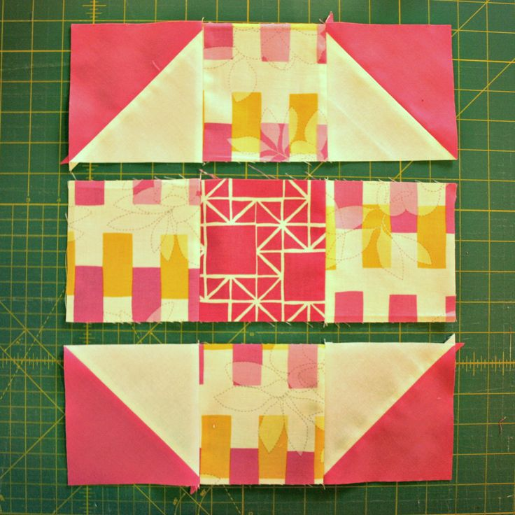Quilt Patterns Using 5x5 Squares : 25+ best ideas about Nine Patch on Pinterest Nine patch quilt, 4 patch quilt and 9 patch quilt