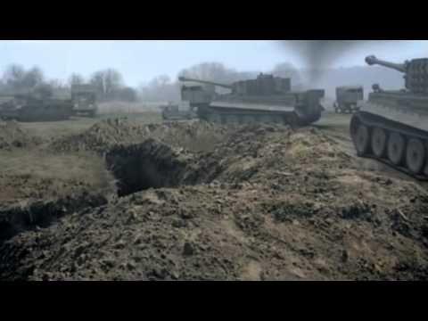 Szovjet vihar II. Világháború keleten (Bagration Hadművelet 1944)6.rész