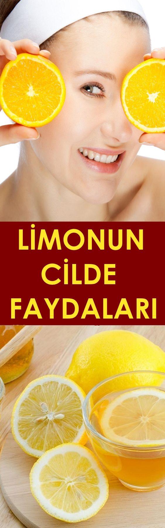 LİMONUN CİLDE FAYDALARI