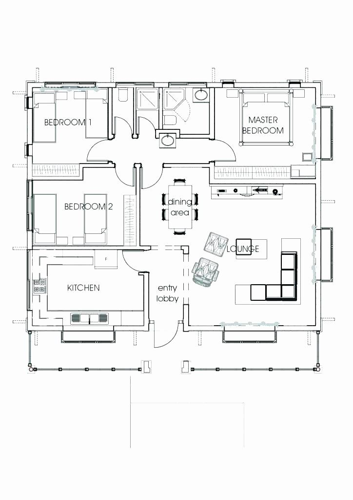 Basic 3 Bedroom House Plans Luxury 3 Bedroom Blueprints Tcztzy Bedroom House Plans Bungalow Floor Plans House Plans