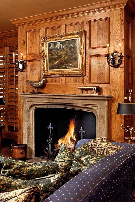 117 Best Fireplace Images On Pinterest Fireplaces Tudor