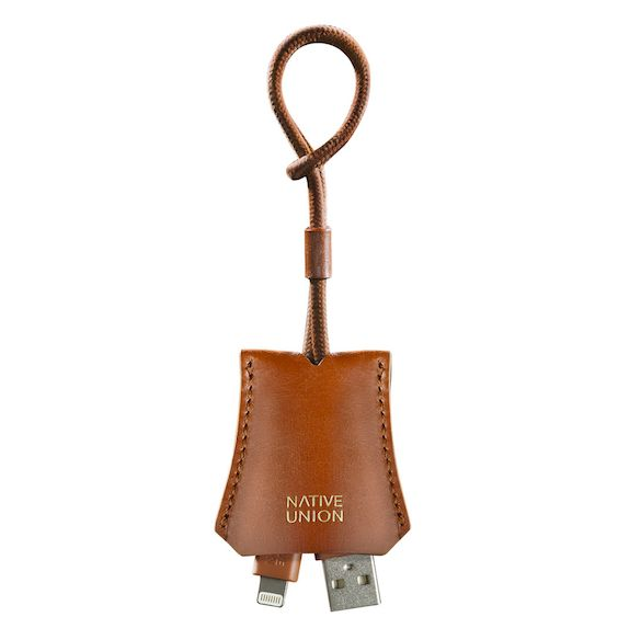 Native Union Tag Cable - Brown