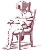 Pennsylvania Hospital History: Stories - Dr. Benjamin Rush - tranquilizer chair