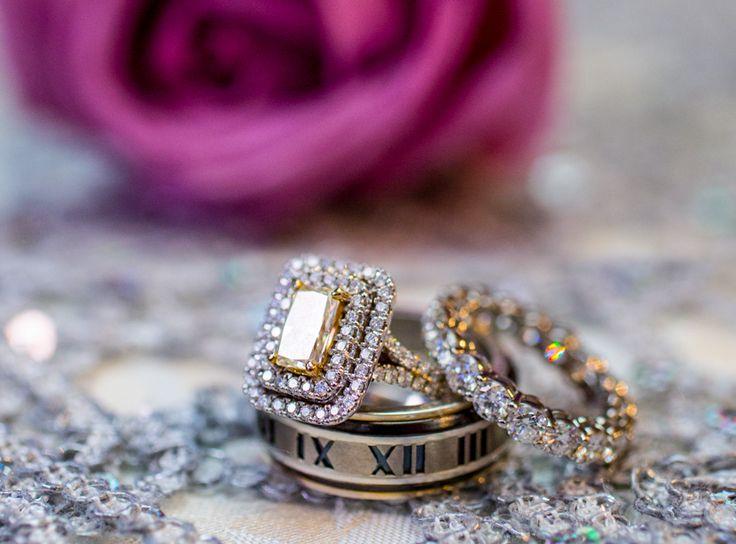 Royal Ambassador wedding rings